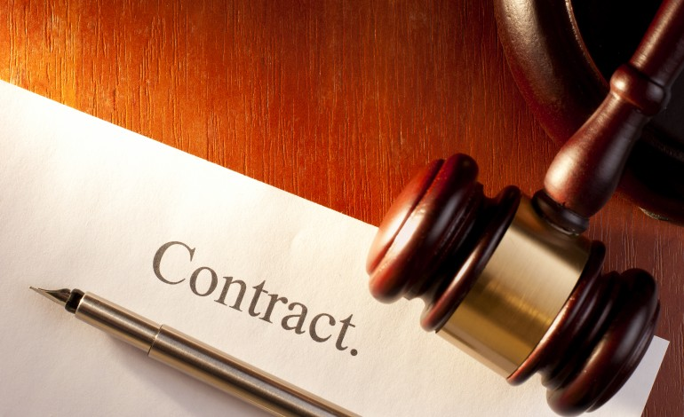 Get Contract Law Cases Examples on Various Types of Contracts from Experts