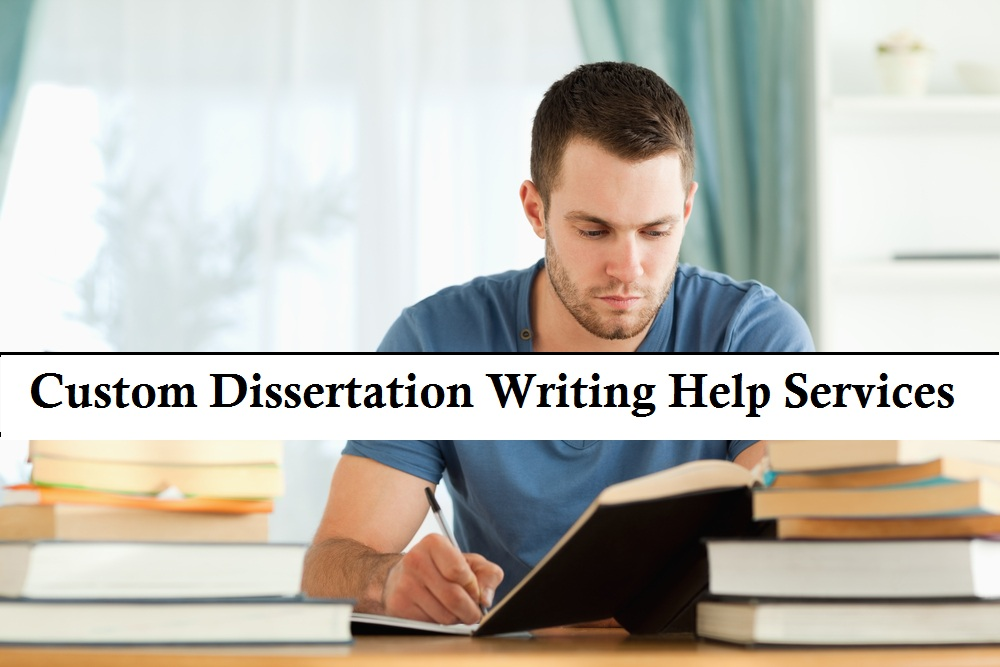 Dissertation writing hints